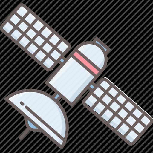 antenna, dish, network, satellite, space, wireless icon