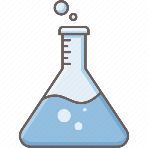 chemistry, experiment, flask, lab, laboratory, research, science icon