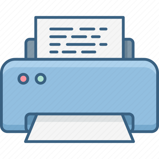 document, machine, page, paper, papers, print, printing icon