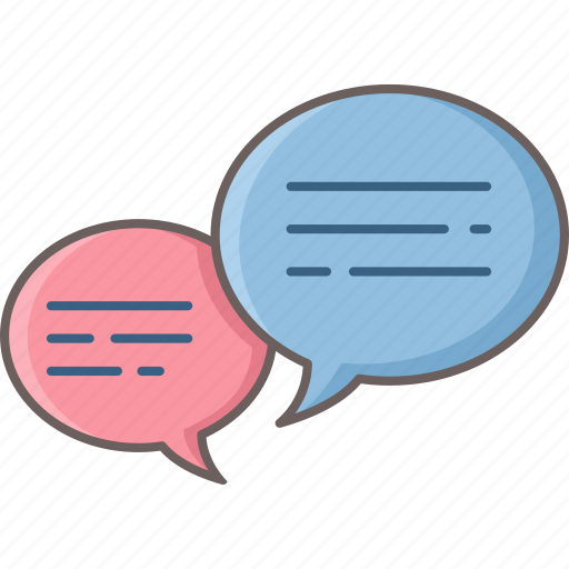 chat, chatting, comment, comments, feedback, message, notification icon