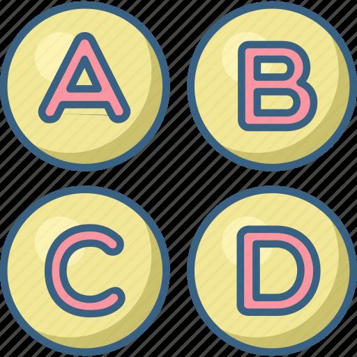 alphabet, alphabets, english, letter, letters, message, text icon