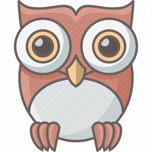 classes, education, knowledge, owl, school, smartclass, teacher icon