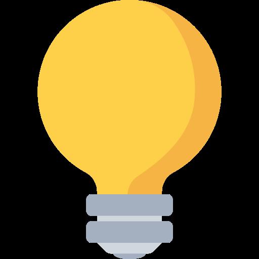 creative, design, idea, light, think, thinking icon