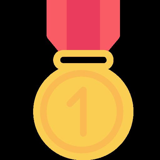 achivement, mission, sport, winner icon