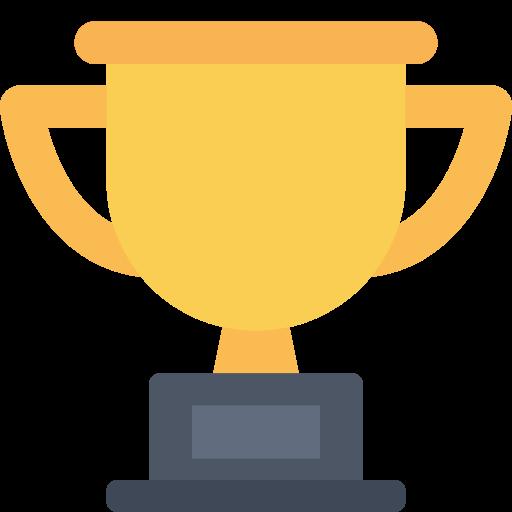 achivement, business, mission, winner icon