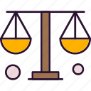 balance, justice, law