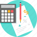 calculate, calculation, calculator, math, mathematical, mathematics, maths icon