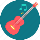 fad, guitar, melody, music, musical, song, sound icon