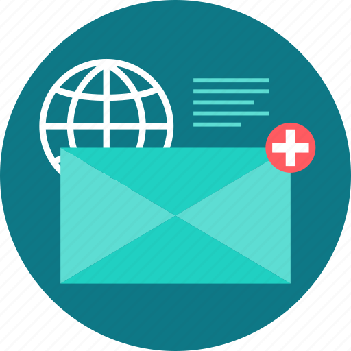 e-mail, email, envelope, inbox, letter, mail, send icon