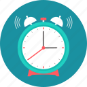 alarm, bell, clock, ring, schedule, stopwatch, timer icon