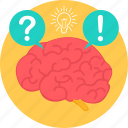 brain, questions, faq, question, support, help, idea