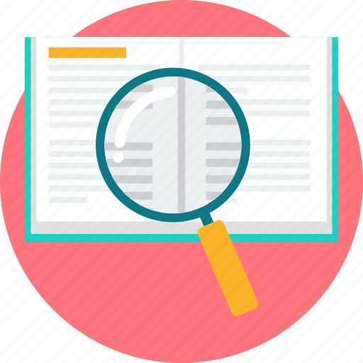 explore, magnifier, magnifying, research, search, view, zoom icon