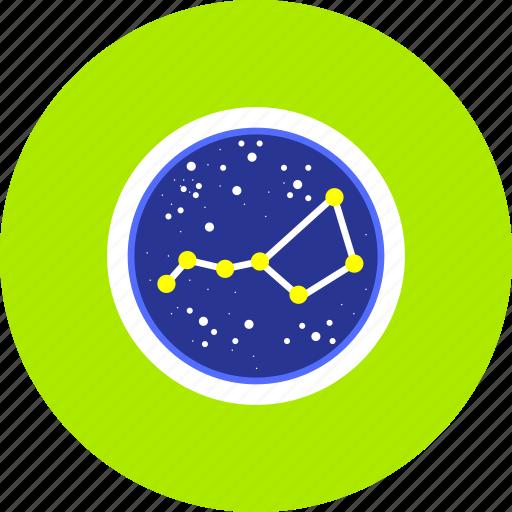 astrology, astronomy, cosmos, creative, planet, sign, zodiac icon