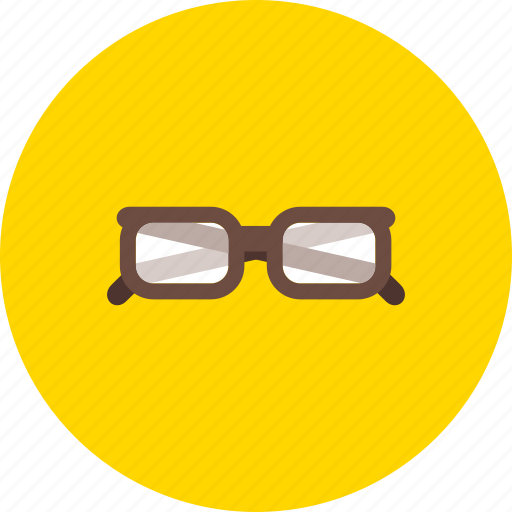 explore, eye, glasses, look, see, view, zoom icon