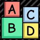 abc, alphabet, font, language, text, word