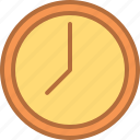 clock, education, learn, science, student, study icon