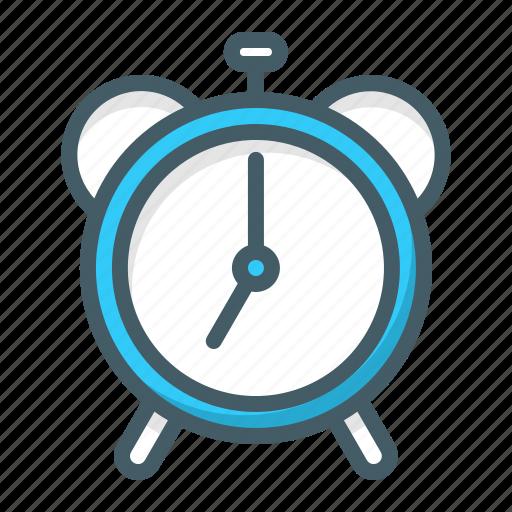alarm, alert, clock, time icon