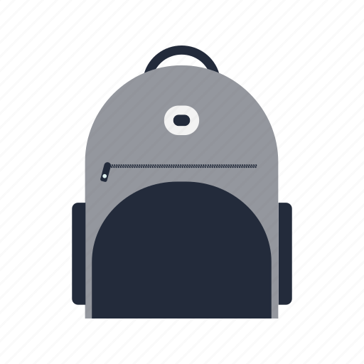 Bag, bag pack, student icon - Download on Iconfinder