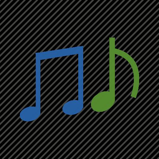audio, multimedia, music icon