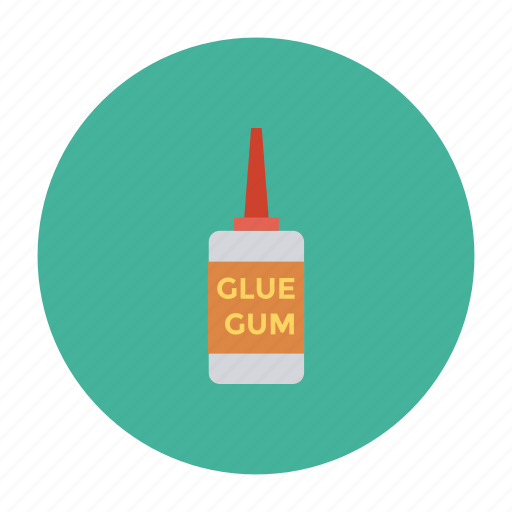 art, business, design, glue, office, stationary, tools icon