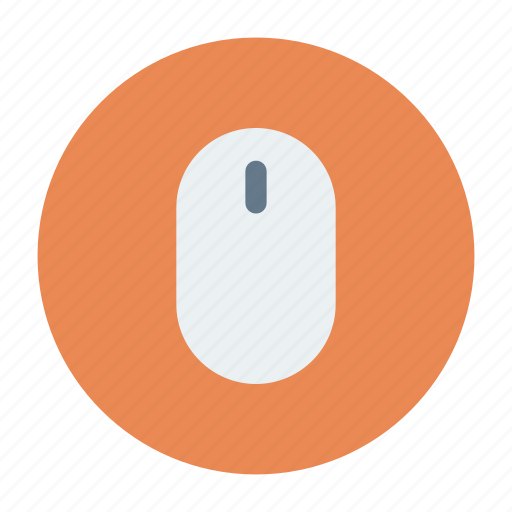 cursor, device, hardware, mouse, pointing, technology, wireless icon