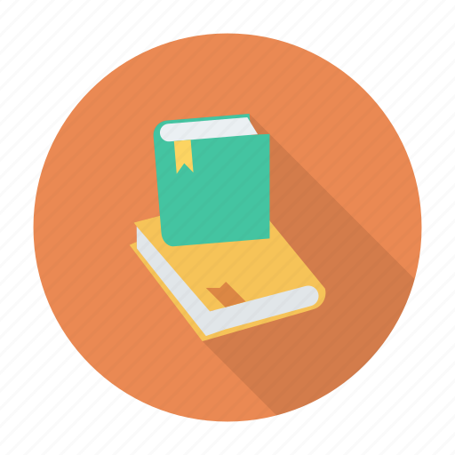 book, books, education, library, reading, school, study icon