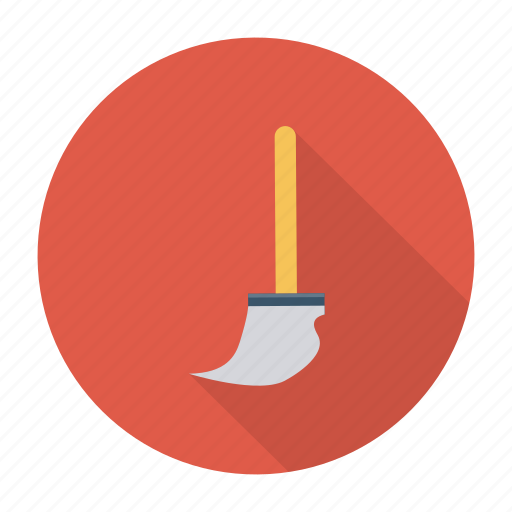 barber, brush, education, paint, school, shaving, tools icon