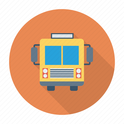 Bus, school, schoolbus, transport, transportation, travel, vehicle icon - Download on Iconfinder