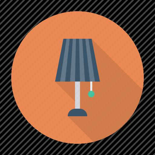 bulb, desk, energy, floorlamp, furniture, lamp, light icon