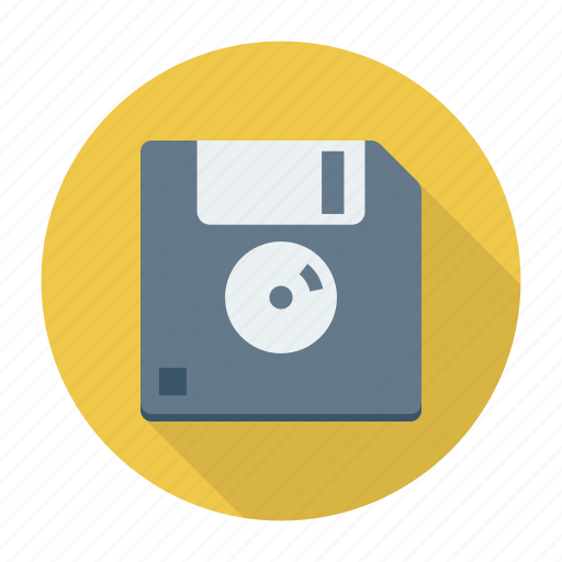 data, disk, floppy, floppyback, save, saved, storage icon