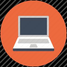 computer, device, electronics, laptop icon icon