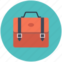 bag, business, file, graphic, line, set, strategy icon icon