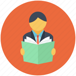 education, learning, student, studying icon icon