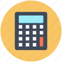 calculation, calculator, count, education, math, mathematics, seo icon icon