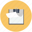 notepad, paper, write icon icon