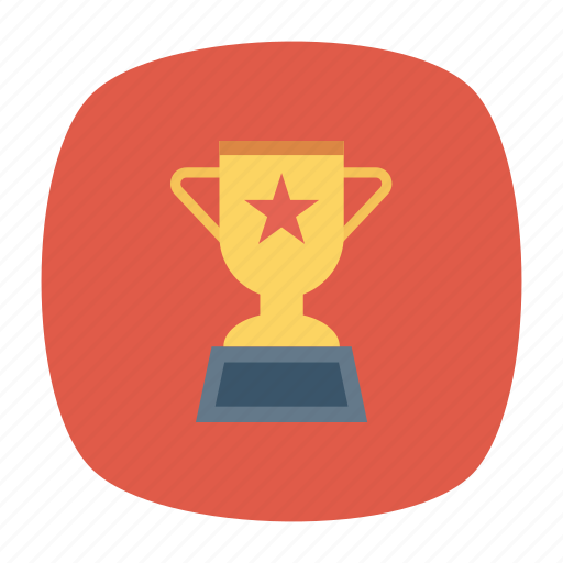 award, competition, cup, first, sport, trophy, win icon