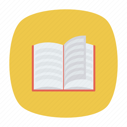 book, education, learning, openbook, reading icon