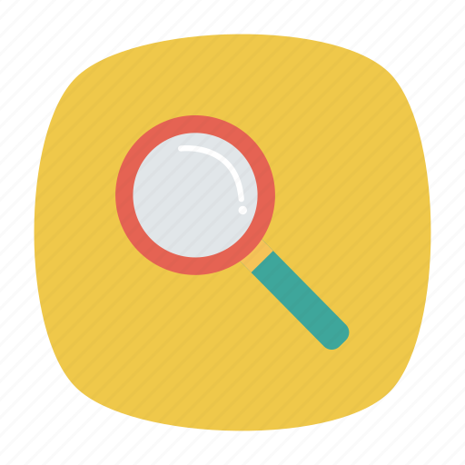 explorer, find, glass, magnifier, optimization, permormance, search icon