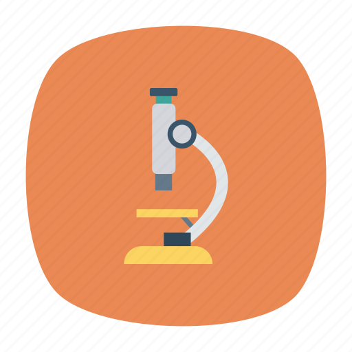 computer, device, lab, micro, research, scope, technology icon