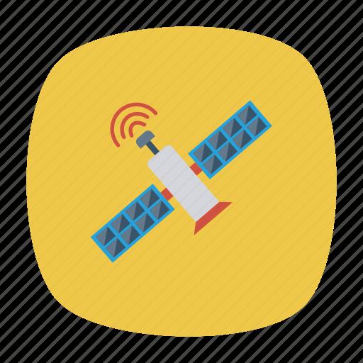 astronomy, communication, media, news, satellite, space, wireless icon