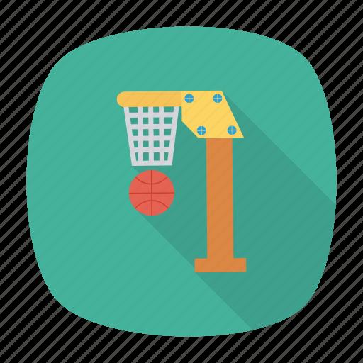 ball, basket, basketball, game, ring, sports, teams icon