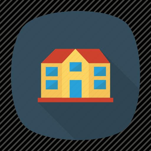 building, classroom, college, estate, real, school, university icon
