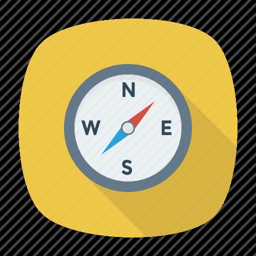compass, direction, map, navigation, pointer, safari, tools icon