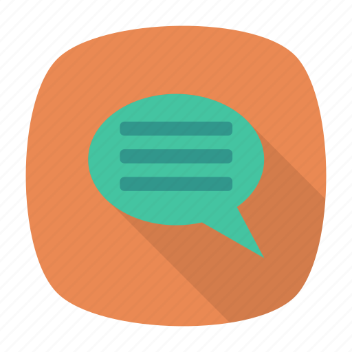chat, communication, discuss, lifestyle, message, online, talk icon
