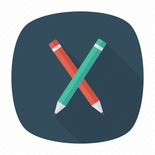 edit, education, office, pen, pencil, write, writing icon