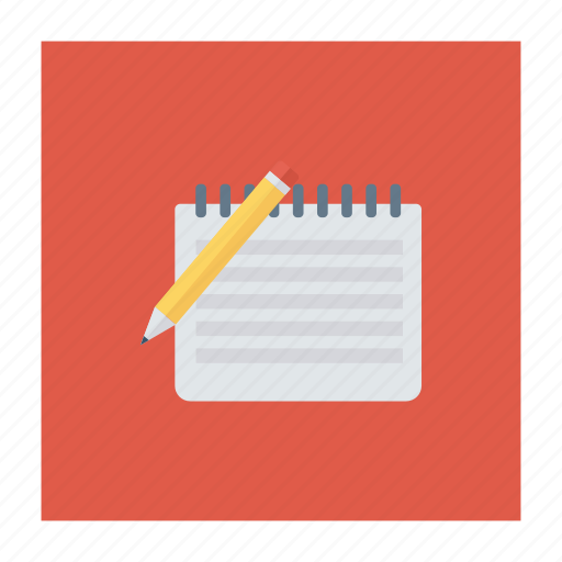 Document, drawing, edit, file, pen, pencil, write icon - Download on Iconfinder