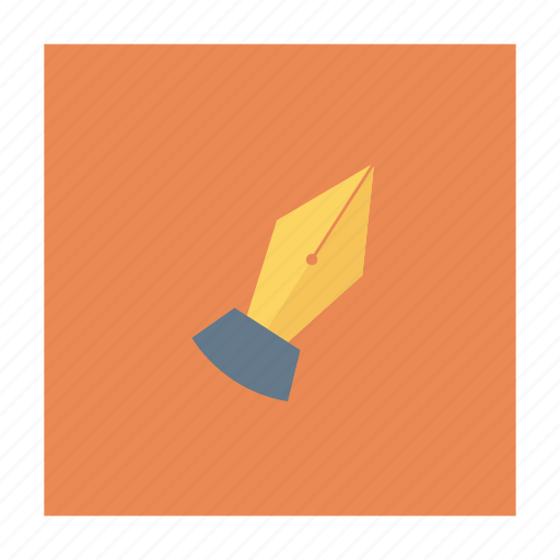 drawing, edit, office, pen, pencil, ruler, writing icon