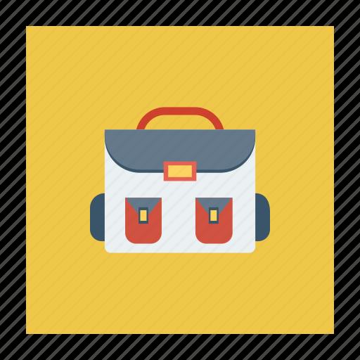 bag, college, moneybag, school, shopping, travelbag, university icon