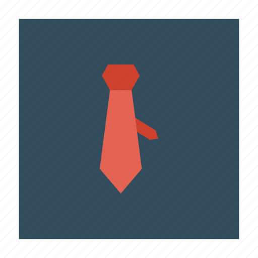 business, clothing, fashion, man, professional, style, tie icon