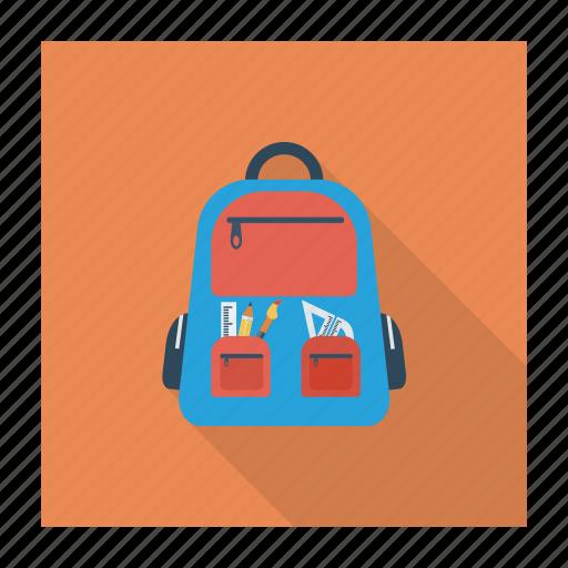 bag, carry, ecommerce, handbag, money, school, shoping icon
